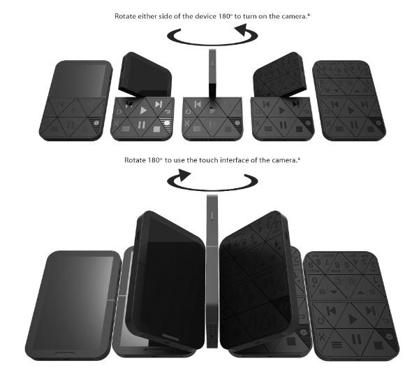 cels魔方概念手机 诺基亚的升级设计